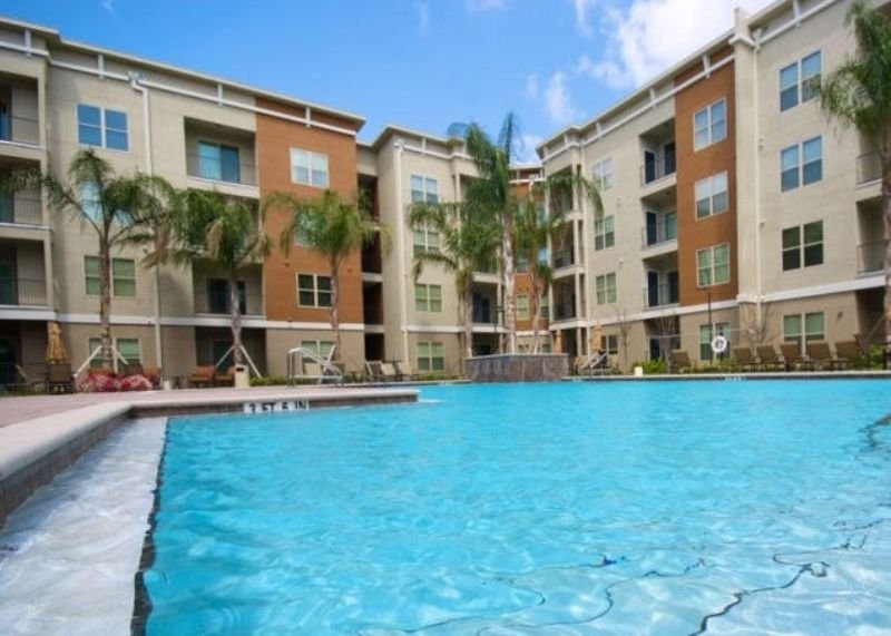 Apartment For Rent In 4400 W Spruce Street Tampa Fl